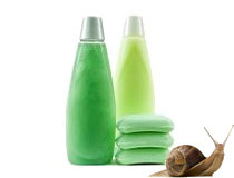 Snail Shampoo, Conditioner and Soaps