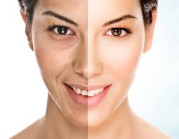 Anti-Ageing Creams with Mixed Active Ingredients
