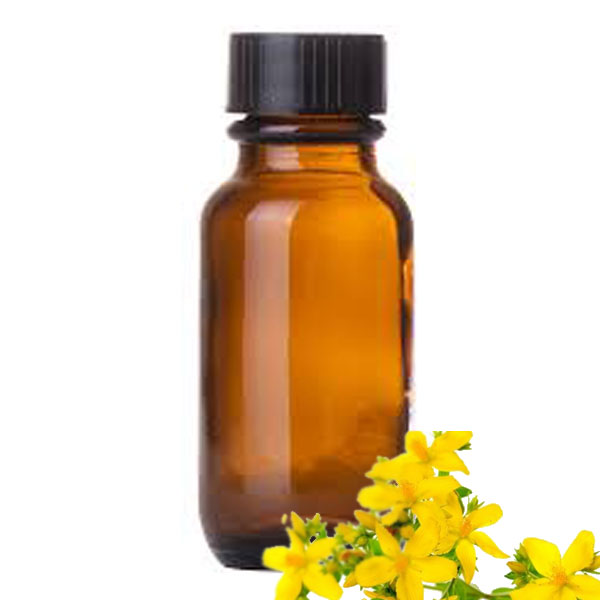 Andes Organics Pure St John's Wort Oil, 100 ml