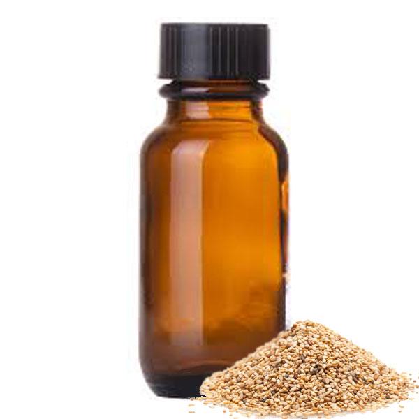 Andes Organics Pure Sesame Oil, 100 ml
