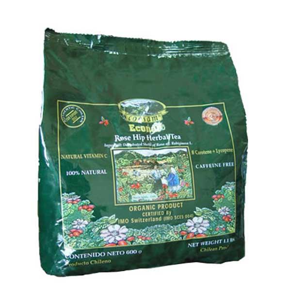 Coesam Loose Leaves Rosehip Tea 600 Grams Refill