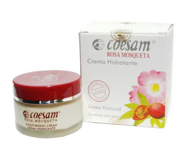Coesam Rose Hip Moisturizing Cream
