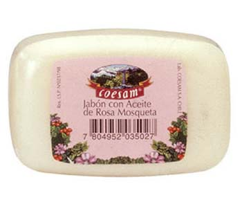 Coesam Creamy Rosehip Soap