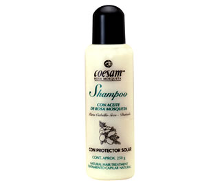 Coesam Rose hip Oil Shampoo for Extremely Dry Hair