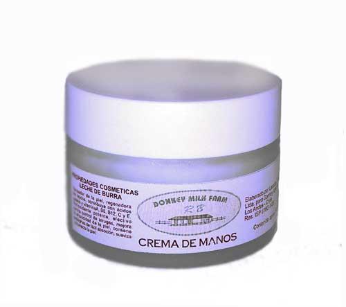 Cleopatra Donkey Milk Hand Cream