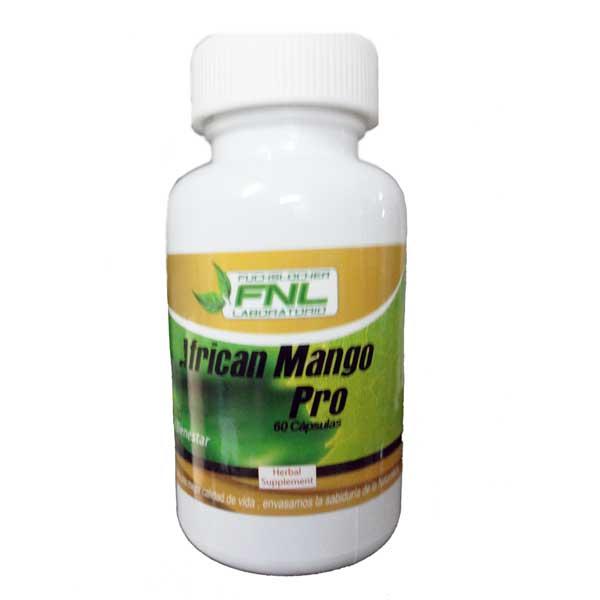 FNL African Mango Pro 60 Caps 300 mg