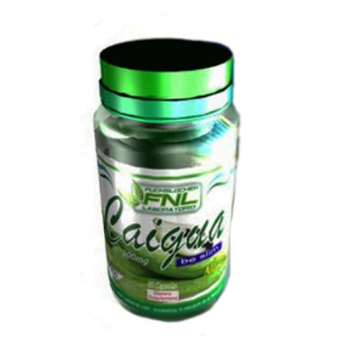 FNL Organic Caigua 60 Caps 300 mg