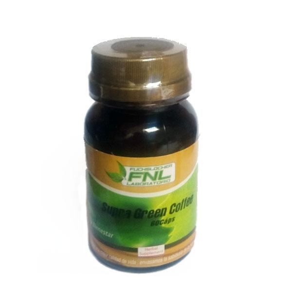 Supra Green Coffee Organic 60 Caps 300 mg