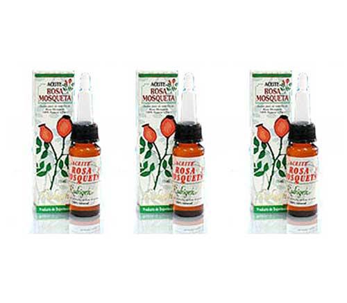 Rubigen Three 15 ml Bottles Kit Rosehip Oil