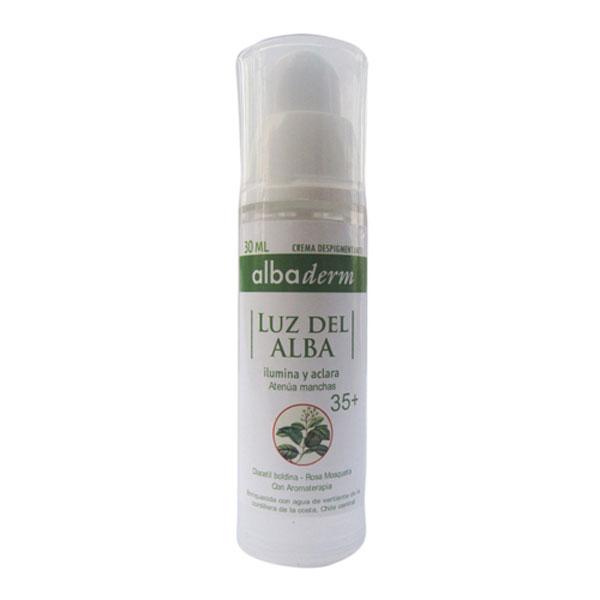 AlbaDerm Luz del Alba Airless Facial Cream