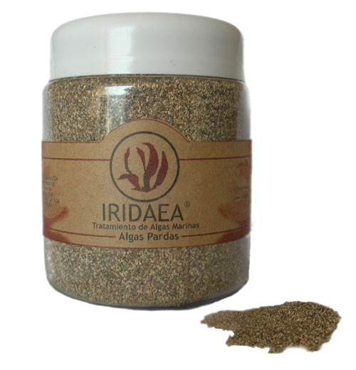 Brown Seaweed Corporal and Facial Exfoliation Treatment