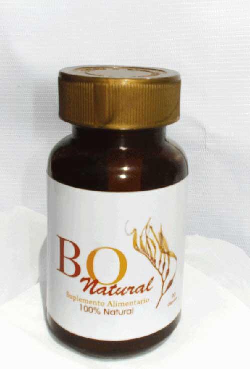 Health Plus Brown Seaweed Detox Supplement 60 Caps