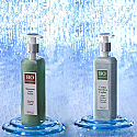 Complete Hair Loss Treatment: Red Seaweed Shampoo and Green Seaweed Nutritive Capillary Cream with Omega 3
